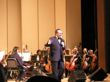 Elvis Costello with the Brooklyn Philharmonic Orchestra @ BAM 5/12/06